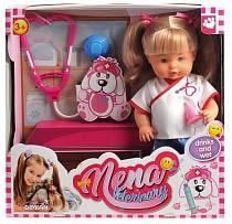 Кукла из серии Baby Nena - Ветеринар, 36 см (Dimian, BD382)
