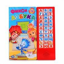 Фикси-азбука из серии Фиксики (Умка, 9785506006619sim)