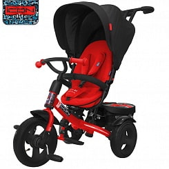Велосипед RT ICON elite NEW Stroller by Natali Prigaro Black brilliant (ICON RT original, 6341RT).