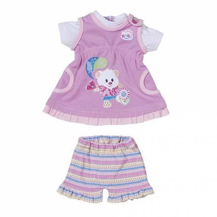 Комплект одежды для куклы my little BABY born
