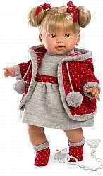 Кукла Пиппа, озвученная, 42 см. (Llorens Juan S.L., L 42254veg)