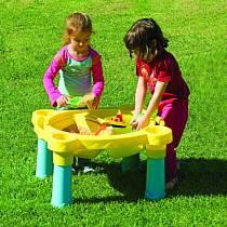 Детская пластиковая песочница-стол Marian Plast 375 Песок – Вода (Marian Plast, F0000002955)