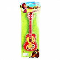 Детская гитара «Маша и медведь» (Играем вместе, B278735-R2sim)
