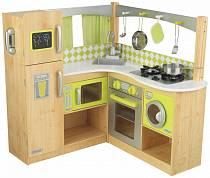 Игровая кухня Лайм - угловая (Kidkraft, 53274_ke)