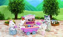 Набор - Тележка со сладостями (Sylvanian Families, 5053st)
