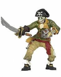 Фигурка Пират зомби (Papo, 39455)