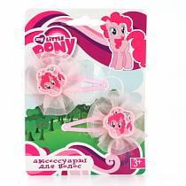 Набор из 2 заколок для волос «Моя маленькая пони» (Играем вместе, HC-LP-06sim)