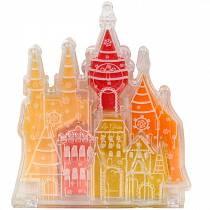 Игровой набор детской декоративной косметики Princess - Замок (Markwins, 9704051)