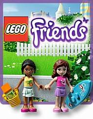 Lego Friends (Друзья)