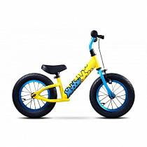 Детский велобалансир-беговел Hobby-bike RT original BALANCE Forty 40 yellow aluminium, 4486RT