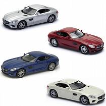 Модель машины Mercedes-Benz AMG GT, 1:34-39 (Welly, 43705)