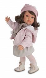 Кукла Белла зимний наряд, 45 см. (Antonio Juan Munecas, 2805P)