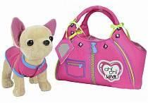 Собачка с сумкой - Чихуахуа Zipper (Simba, 5890617)