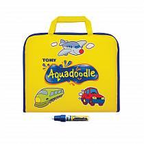 Коврик для рисования Aquadoodle цветной, для путешествий (Tomy, E72369st)