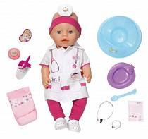 Интерактивная кукла BABY born. Доктор (Zapf Creation, 820-421)