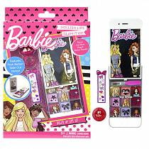 Игровой набор детской декоративной косметики для губ – Barbie (Markwins, 9708451)