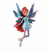 Кукла из серии Winx Club - Тайникс Блум, со световыми эффектами (Rainbow, IW01371501)