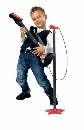 Гитара с микрофоном