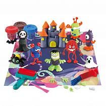 Набор с пластилином - Вечеринка у монстров (Playgo, Play 8762veg)