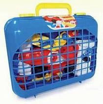 Детский игровой набор инструментов в чемодане (G.B. Fabricantes, 07/1281)