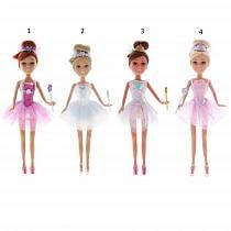 Кукла - Балерина (Funville, F240103veg)