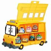 Кейс для хранения машинок на 14 мест – Скулби (Silverlit, 83148)