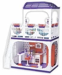 Кукольный дом - Конфетти (Огонек, ОГ1334)