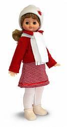 Кукла Алиса 2 с механизмом движения, 55 см (Весна, В7/о/С7/о)