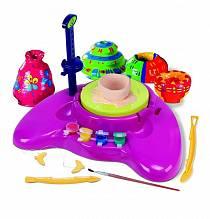 Игровой набор – Гончарный круг (Playgo, Play 8518veg)