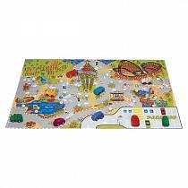 Игровой коврик с дорожными знаками (G.B. Fabricantes, 01/859veg)