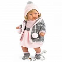 Кукла Лола 38 см, озвученная (Llorens Juan, S.L. L 38544veg)