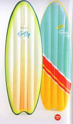 Матрас надувной - Доска для серфинга, 2 вида 179 х 69 см. (Intex, int58152EU)
