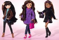 Кукла - Супермодель в осеннем наряде, 26 см (Simba, 5634363)