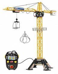 Mega Crane (Мега-кран) - подъемный кран с пультом управления (Dickie, 3462412)