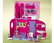 Игровой двухэтажный дом и кукла Steffi (Simba, 5737125)