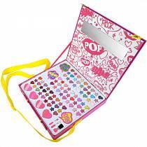 Большой Игровой набор детской декоративной косметики для лица Pop (Markwins, 3704551)