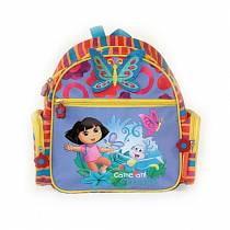 Рюкзак детский Даша-путешественница (Gulliver, D230058-K)
