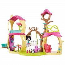 Игровой набор Enchantimals с питомцем - Лесной замок (Mattel, FNM92)