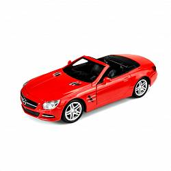 Модель машины Mercedes-Benz SL500, 1:34-39 (Welly, 43662) - миниатюра