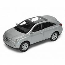 Игрушечная металлическая машина Lexus RX450H, масштаб 1:34-39 (Welly, 43641)