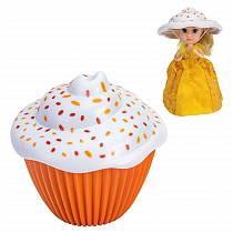 Cupcake Surprise. Кукла-кекс с расческой, 12 видов (EMWAY SINGAPORE PTE.LTD, 1089)