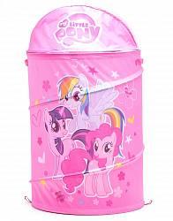 Корзина для игрушек «My Little Pony» (Играем вместе, XDP-17915-Rsim)