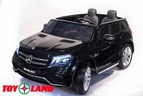 Электромобиль Mercedes-Benz GLS63 AMG, черного цвета (ToyLand, HL228 Ч)