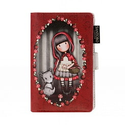 Маленький кошелек - Little Red Riding Hood (Santoro London, s342GJ20)