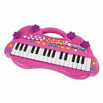 Синтезатор для девочки, 32 клавиши, 39 см. (Simba, 6830692)