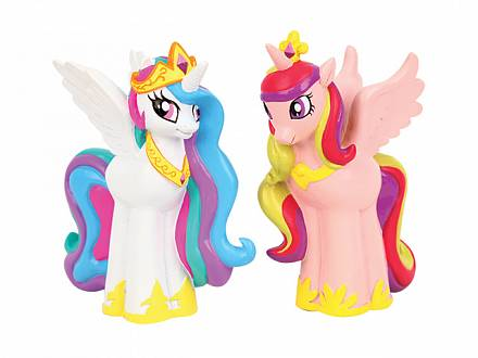 My Little Pony. Пони Сelestia/Cadance