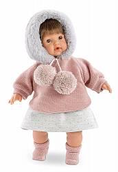 Кукла Айсель, озвученная, 33 см. (Llorens Juan, S.L., L 33324veg)