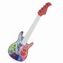Гитара PJMasks™ с медиатором (Росмэн, 33665ros)