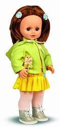 Кукла Анна с собачкой и звуковым устройством, 43 см (ВЕСНА, В1171/о/С1171/о)