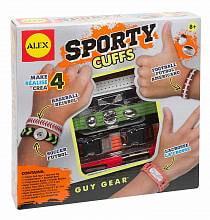 Набор Сделай сам браслеты - Звезды спорта (Alex Toys, 1603)